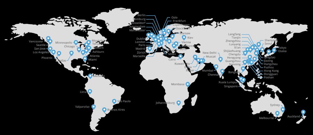 ¡Somos optimized partners de CloudFlare! 1