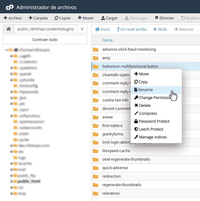 """Cómo solucionar """"Error Establishing Database Connection"""" en WordPress 3"""