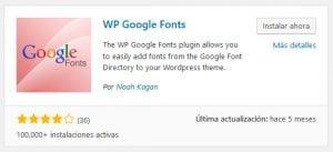 Mejores plugins de fuentes personalizadas de WordPress 5