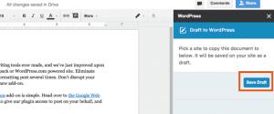Publica en WordPress desde Google Docs 8
