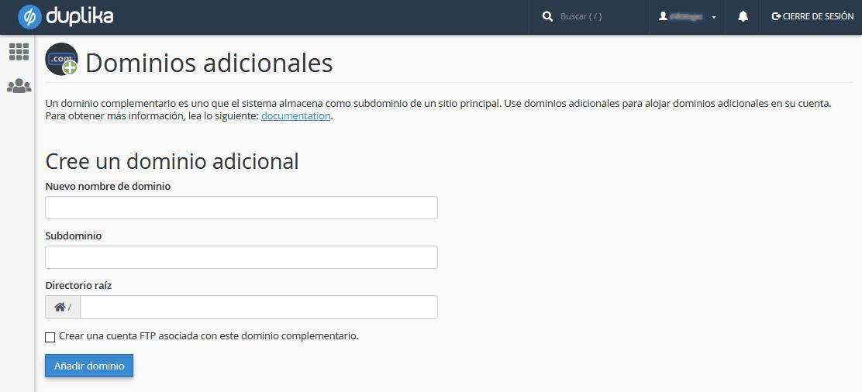 Guía inicial de cPanel (Actualizada a la versión 2019) 17