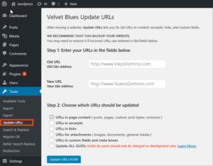 Cómo mover correctamente WordPress de un subdominio a un dominio raíz 4