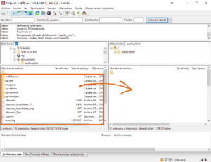 Cómo mover correctamente WordPress de un subdominio a un dominio raíz 3