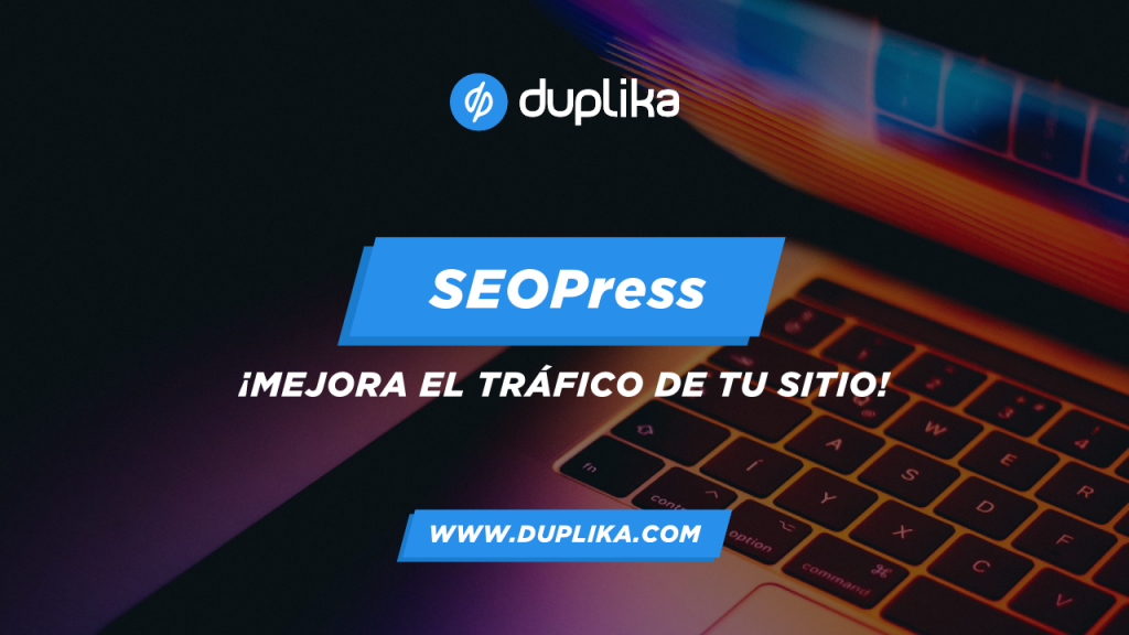 SEOPress, el mejor plugin de SEO para WordPress 1