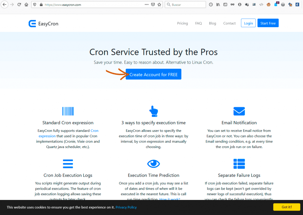 Cómo configurar Cron Jobs de WordPress manualmente 12