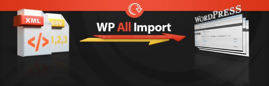 WP All Import Pro 1