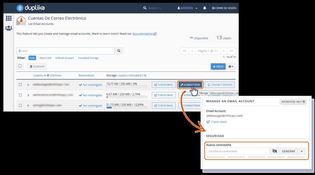Detectar y limpiar el Spam en equipos dedicados 3
