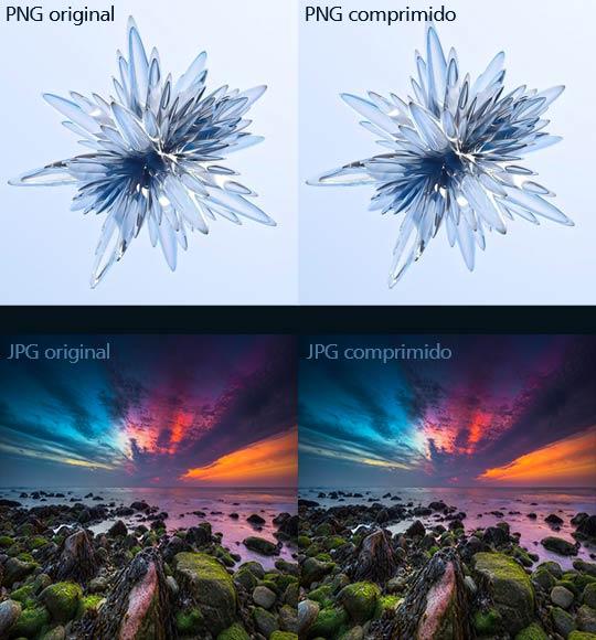 Compresión inteligente de imágenes para WordPress con Optimus HQ 7