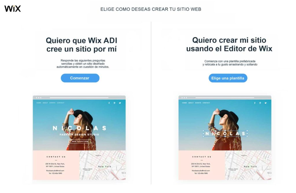 Wix versus WordPress: diferencias 4