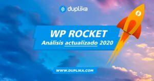 wp rocket ventajas 2020