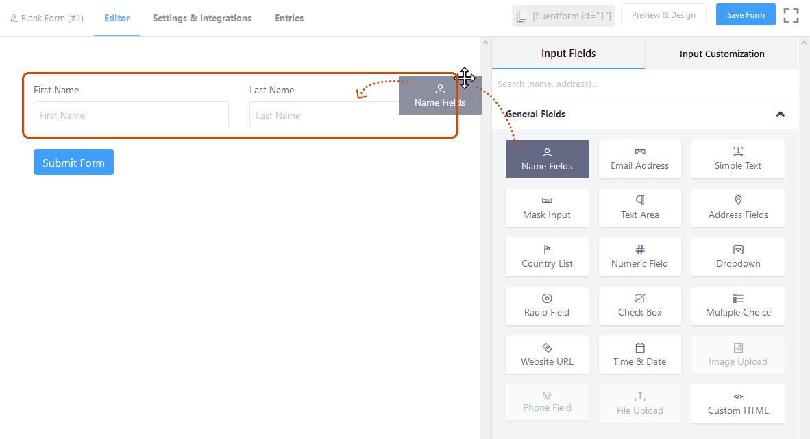 Crear formularios de contacto en WordPress 10