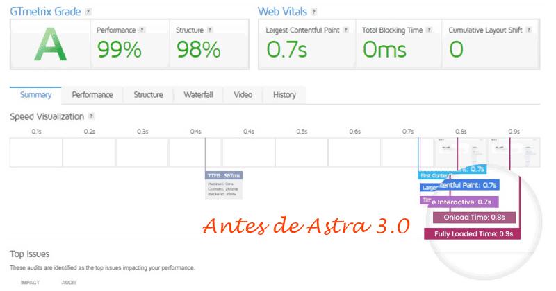 Astra 3.0 3
