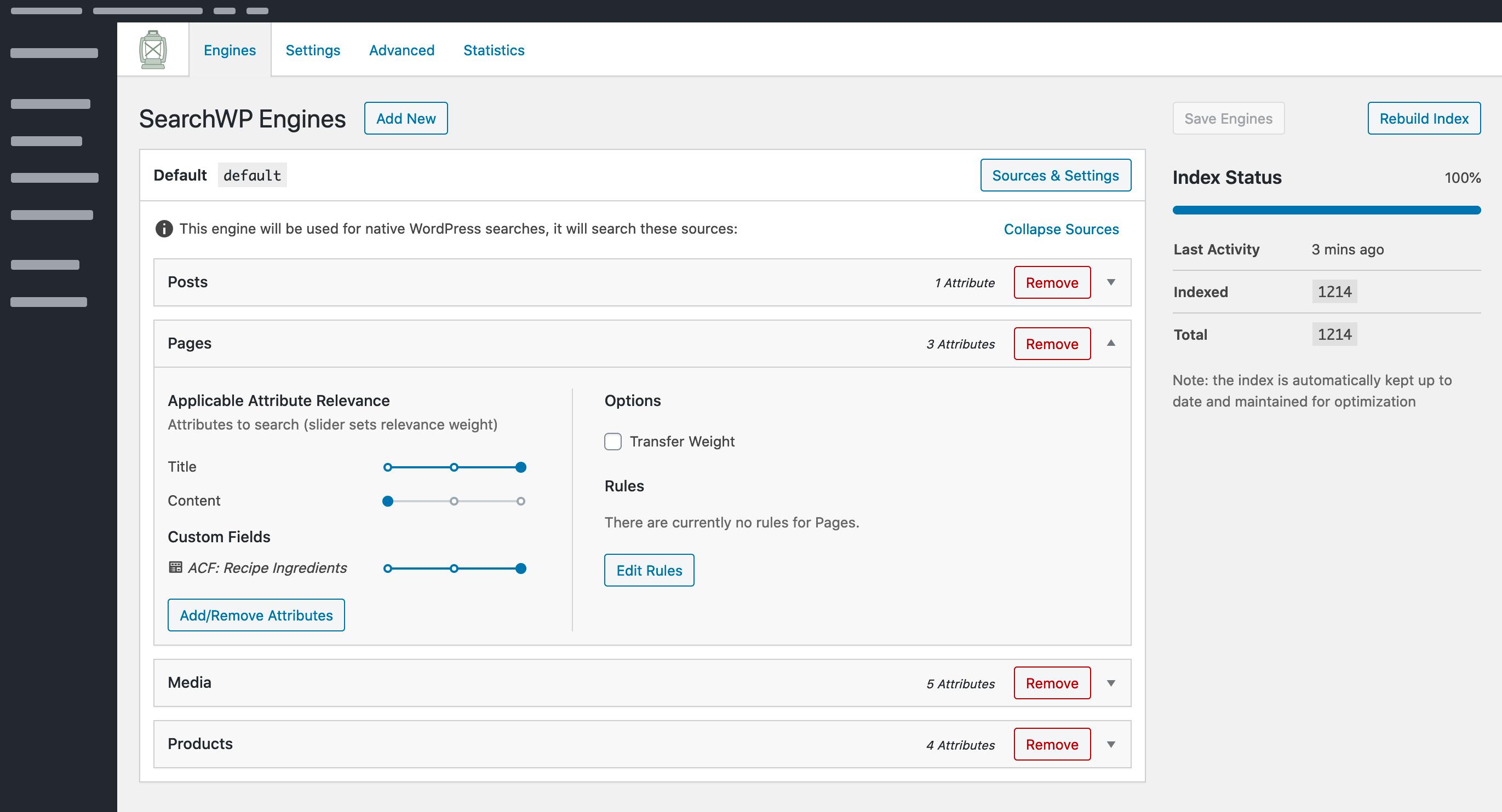 SearchWP, mejora las búsquedas en tu WordPress 1