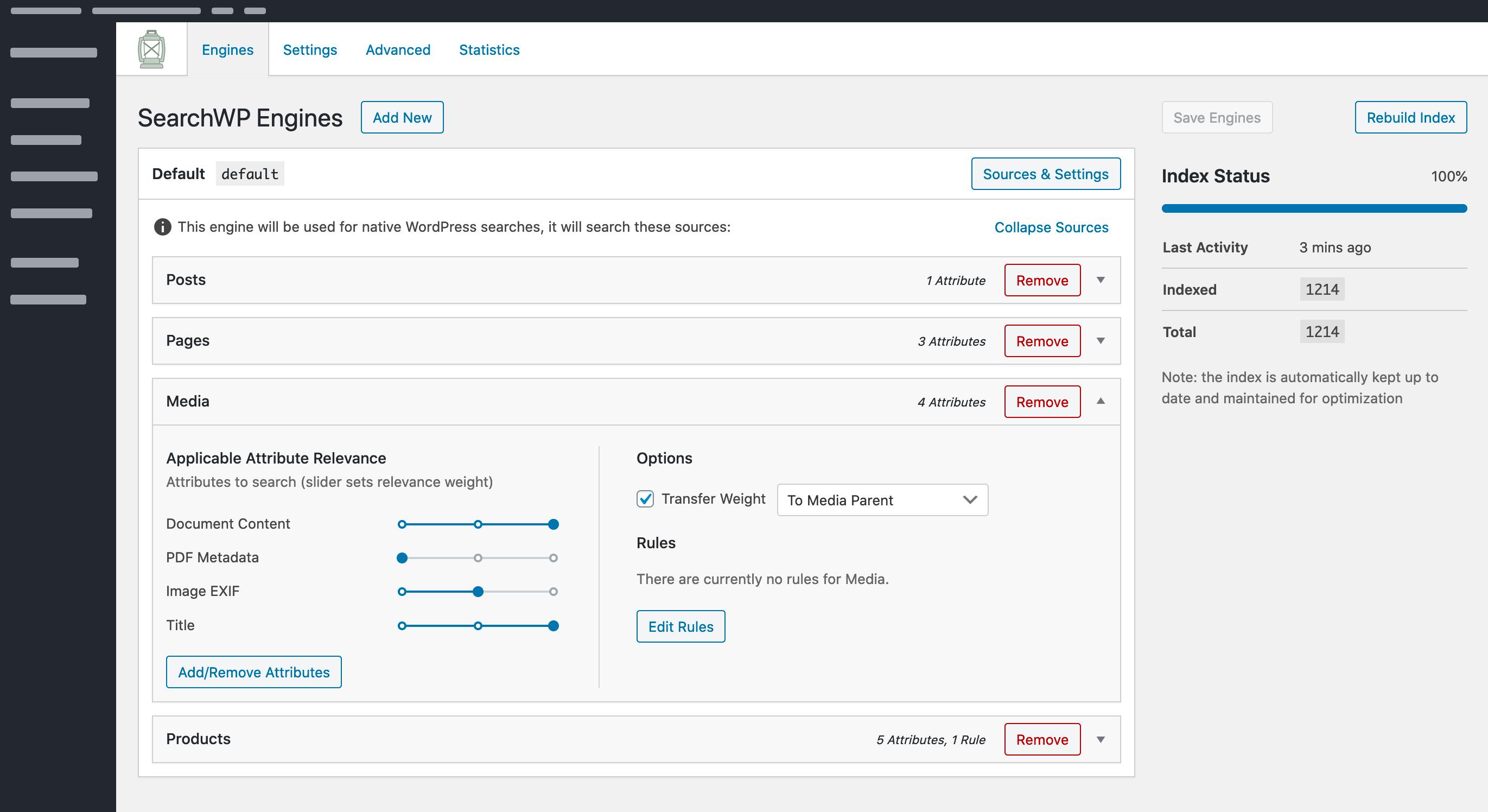 SearchWP, mejora las búsquedas en tu WordPress 5