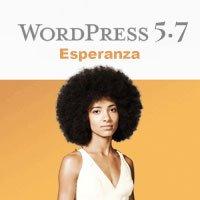 WordPress 5.7 1